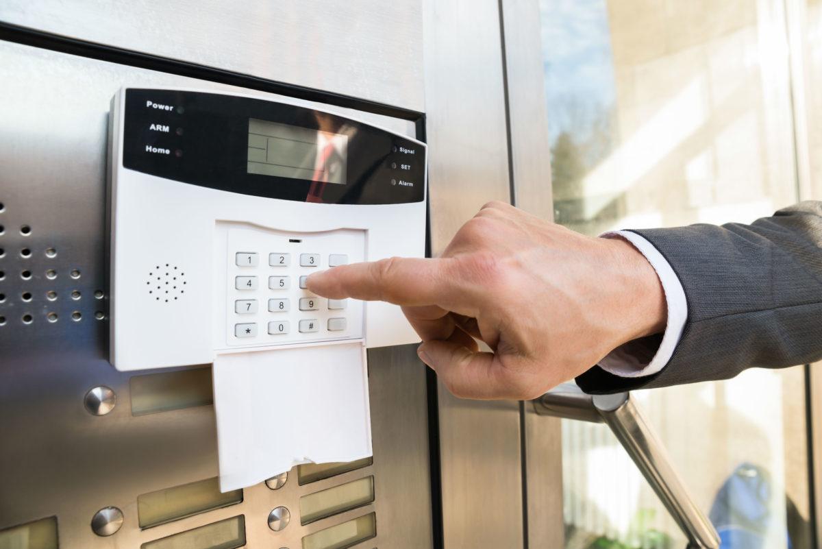 Alarme sécurisation télésurveillance dijon